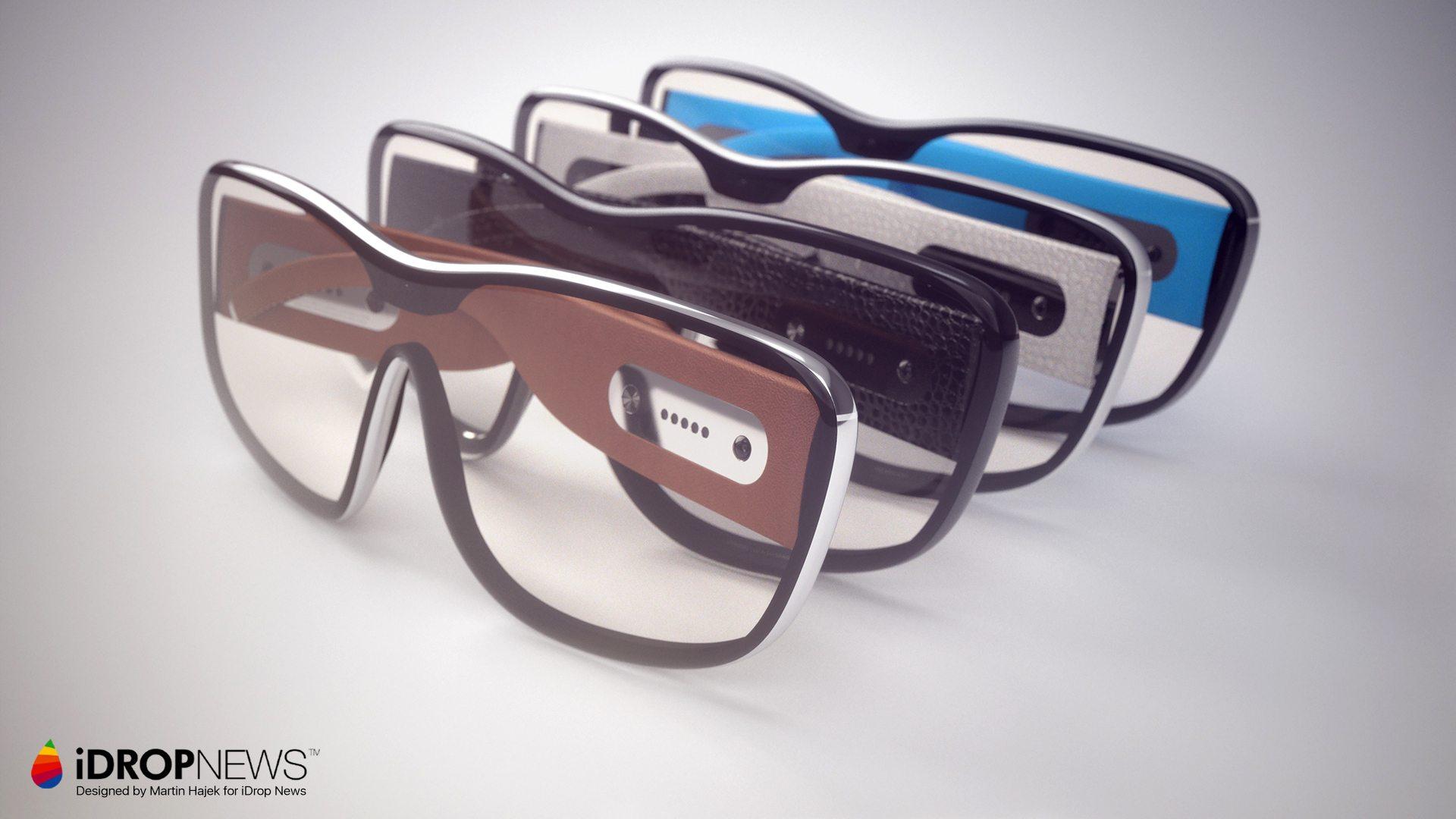 71b074331 صور.. كيف سيبدو تصميم نظارات أبل الذكية المقبلة؟ - منتدى فتكات