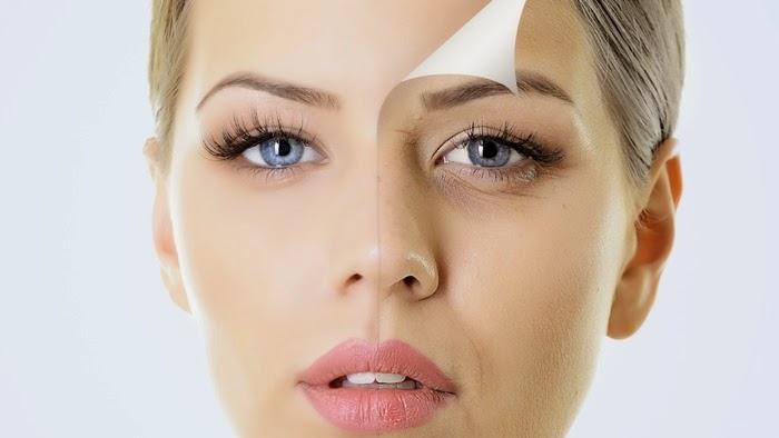 العناية بالبشرة - منع ظهور الأكياس أسفل العين والهالات السوداء