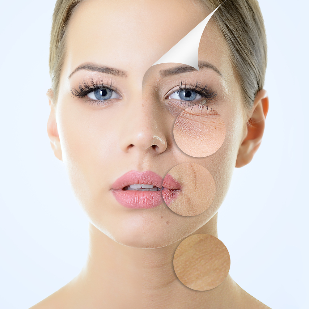 العناية بالبشرة - تأخير ظهور علامات الشيخوخة