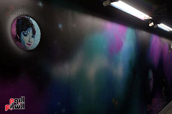 صور تجديد محطة مترو الأوبرا (9)