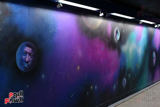 صور تجديد محطة مترو الأوبرا (12)