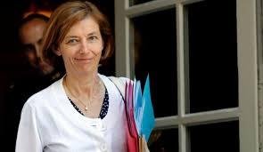 وزيرة الدفاع الفرنسية