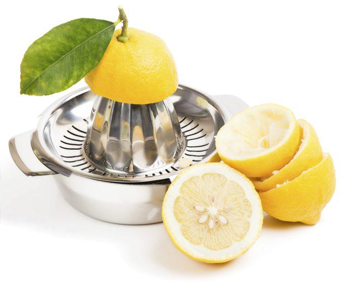 عصير ليمون