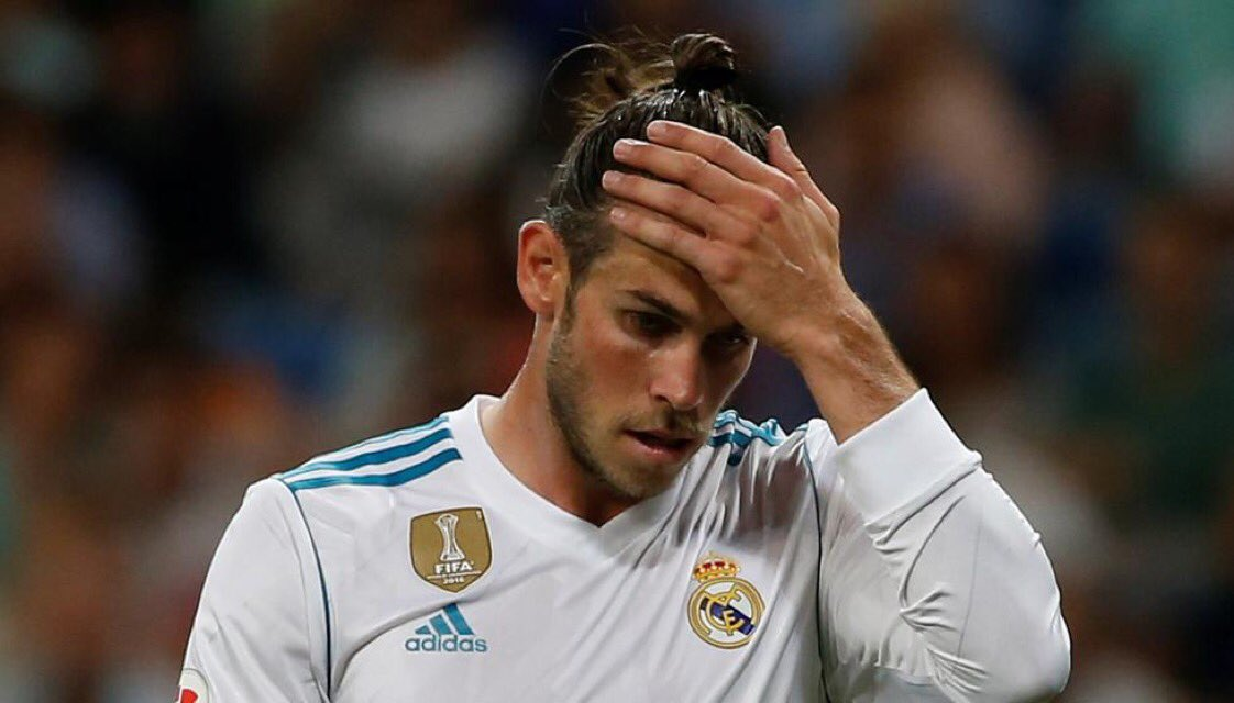 جاريث بيل يقترب من مغادرة ريال مدريد