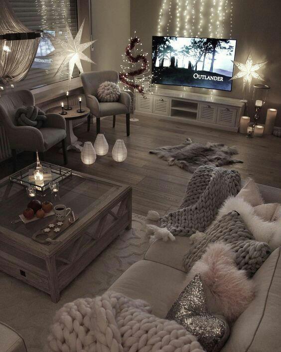 Winter Luxury Home Interior Ideas: مش بس للملابس.. 4 أفكار لاستخدام الفرو فى عمل ديكور للمنزل