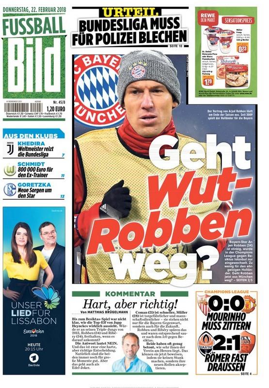 صحيفة فوسبال الألمانية
