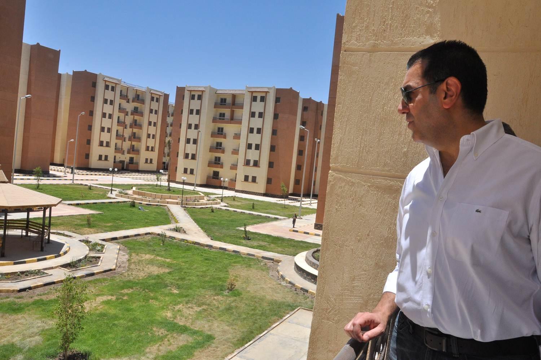 2eb56a2ccabf6 محافظ أسيوط  الانتهاء من إنشاء 8400 وحدة سكنية بتكلفة مليار جنيه