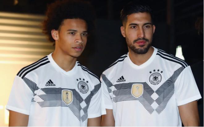 قميص المانيا