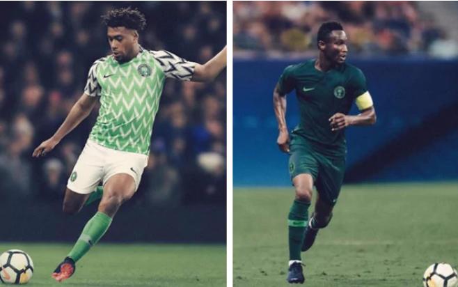 قميص نيجيريا