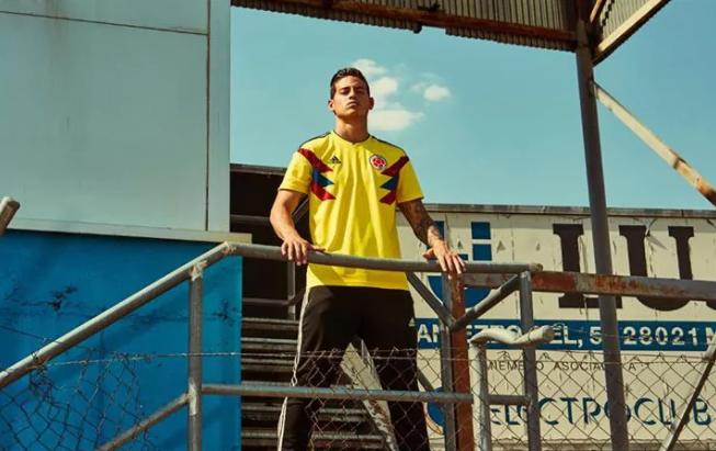 قميص كولومبيا