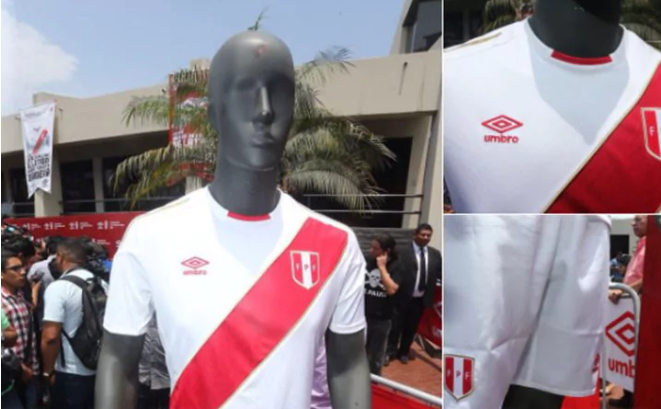 قميص بيرو