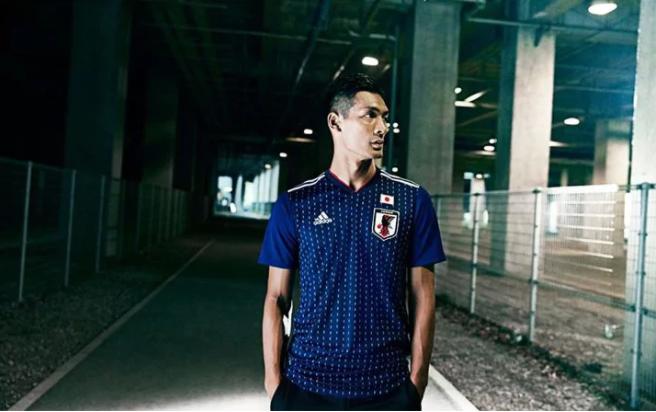 قميص اليابان