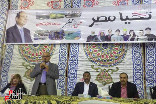 النائب احمد البعلى يتحدث