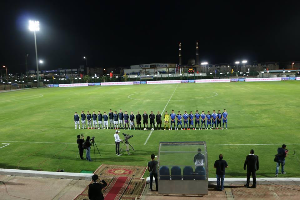 محافظ جنوب سيناء مع فريق كره القدم (4)