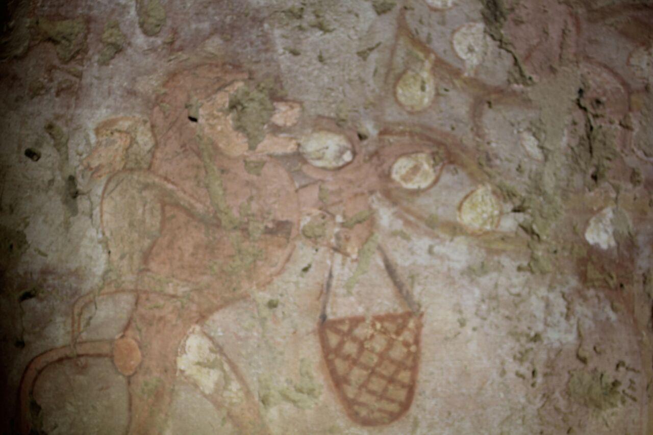 مقبرة حتبت المكتشفة بالجبانة الغربية (4)