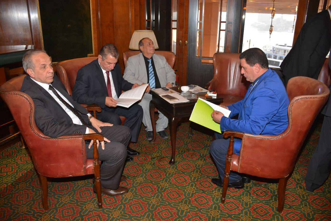 محافظ كفر الشيخ يشارك في الملتقى الاستثماري