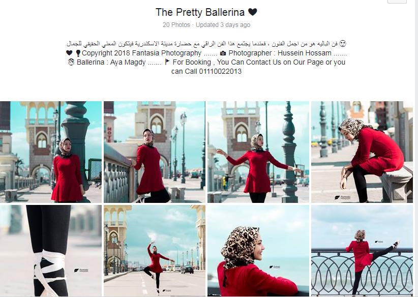 صفحة المصور