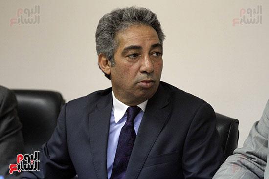 اجتماع مجلس إدارة الاتحاد المصرى لجمعيات المستثمرين (9)