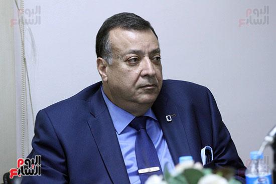 اجتماع مجلس إدارة الاتحاد المصرى لجمعيات المستثمرين (11)
