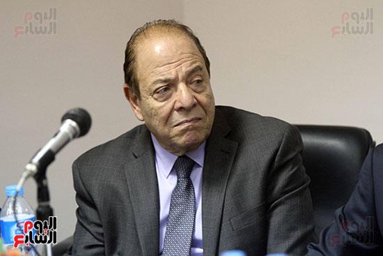 اجتماع مجلس إدارة الاتحاد المصرى لجمعيات المستثمرين (10)