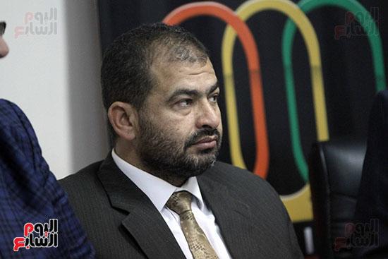 اجتماع مجلس إدارة الاتحاد المصرى لجمعيات المستثمرين (5)