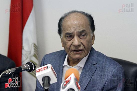 اجتماع مجلس إدارة الاتحاد المصرى لجمعيات المستثمرين (7)