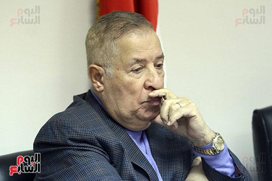 اجتماع مجلس إدارة الاتحاد المصرى لجمعيات المستثمرين (6)
