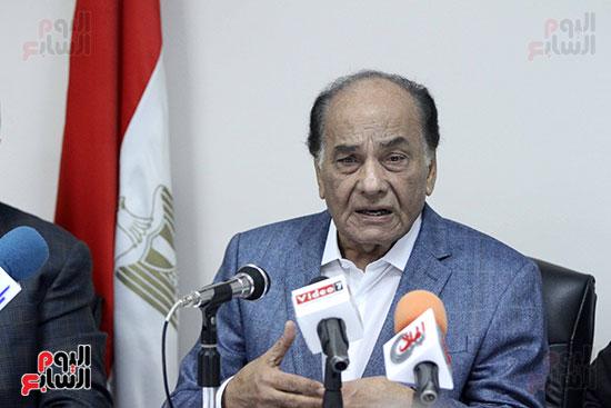 اجتماع مجلس إدارة الاتحاد المصرى لجمعيات المستثمرين (13)