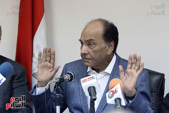 اجتماع مجلس إدارة الاتحاد المصرى لجمعيات المستثمرين (12)