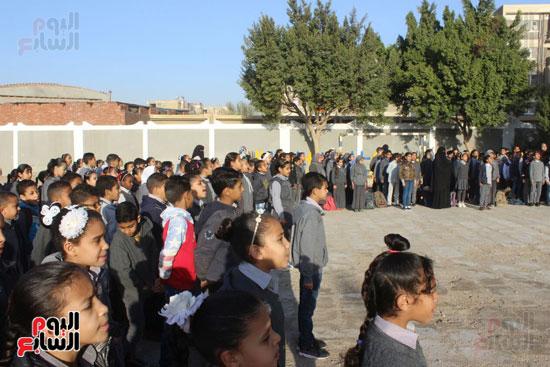 طلبة شمال وجنوب سيناء ينتظمون بصورة طبيعية