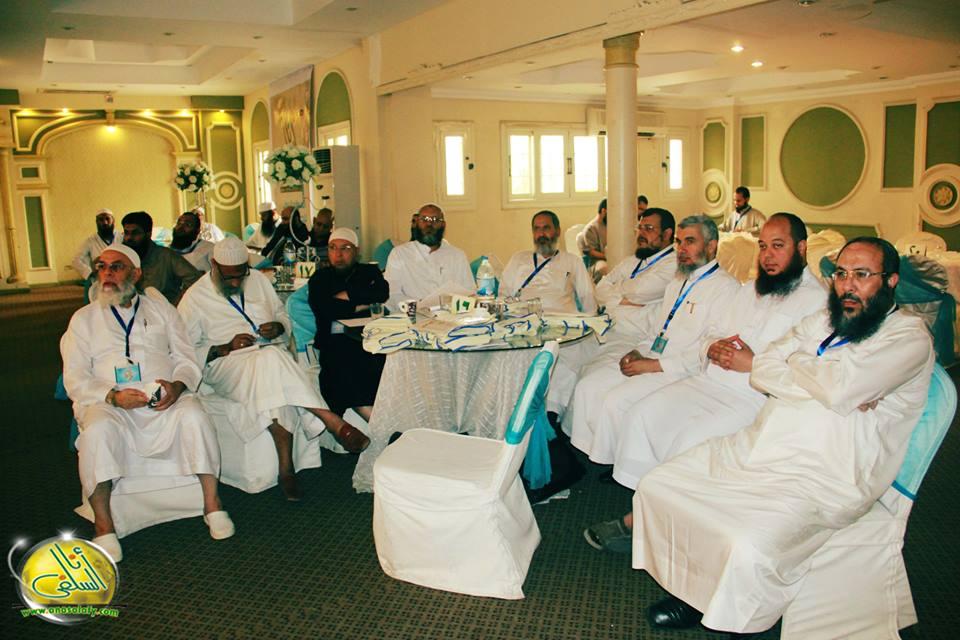 أحد اجتماعات مجلس شورى الدعوة السلفية