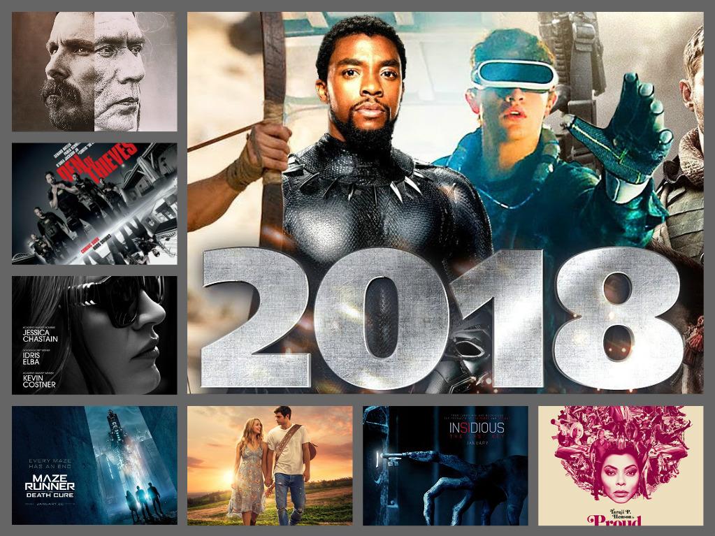افلام 2018