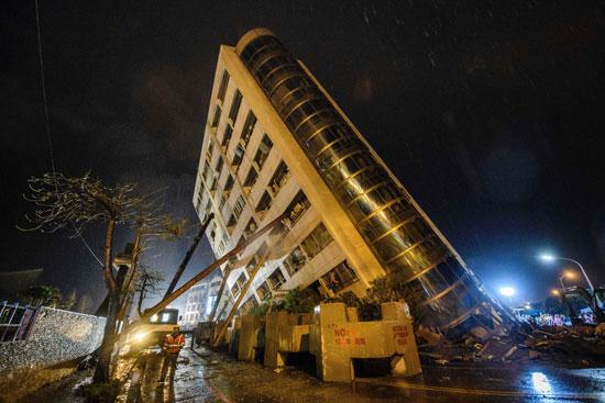 سقوط-مبنى