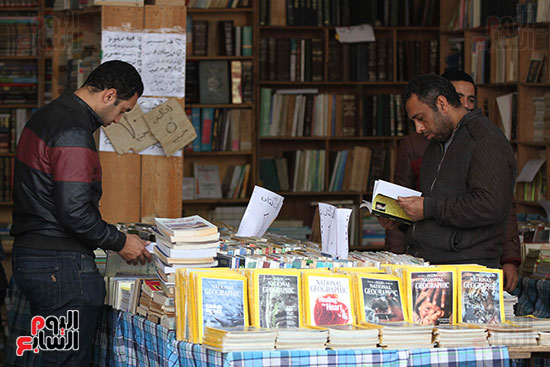 كتب أجنبية فى معرض الكتاب