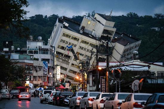 آثار-الزلزال