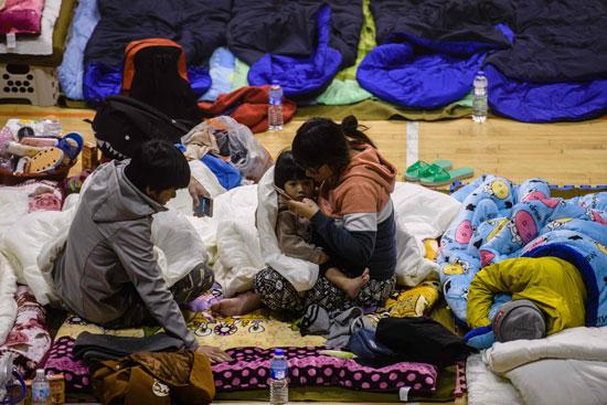 الأسر-في-المخيمات