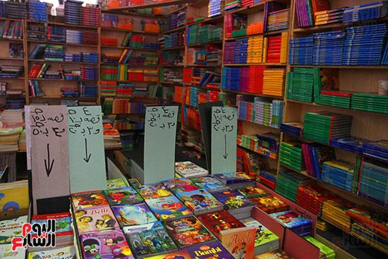 قصص وكتب وأسعار مناسبة