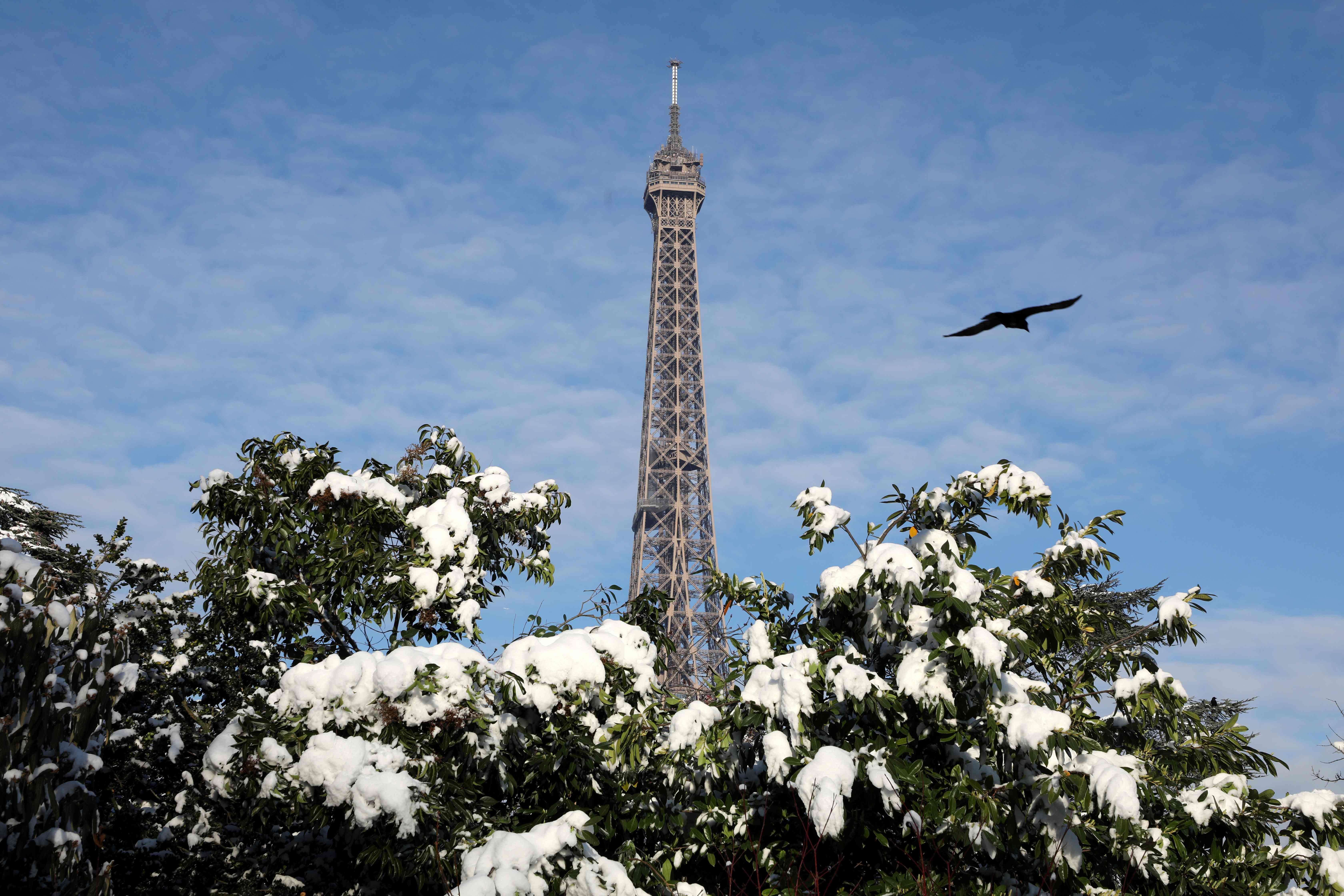 عودة الطقس إلى طبيعته فى فرنسا