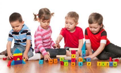 التعليم باللعب
