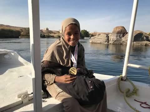 مروة على أحد المراكب النيلية