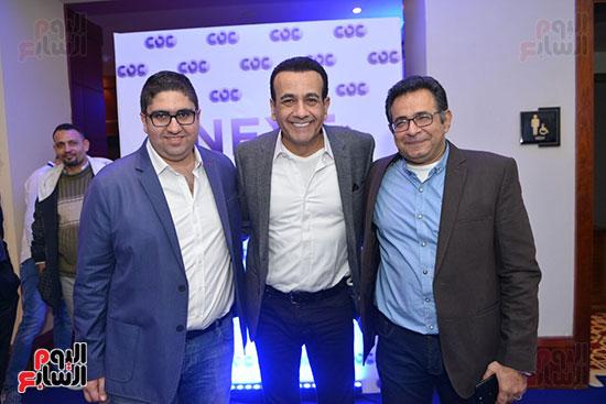 حفل next 2018 التابع لقنوات cbc  (5)