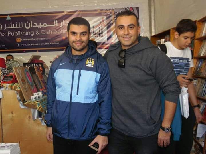 مع الكاتب عبد الحميد عادل