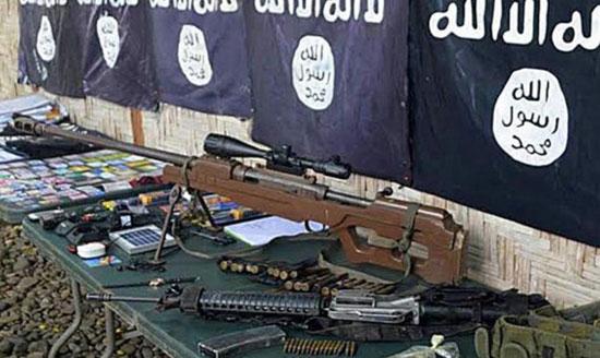 أسلحة-داعش