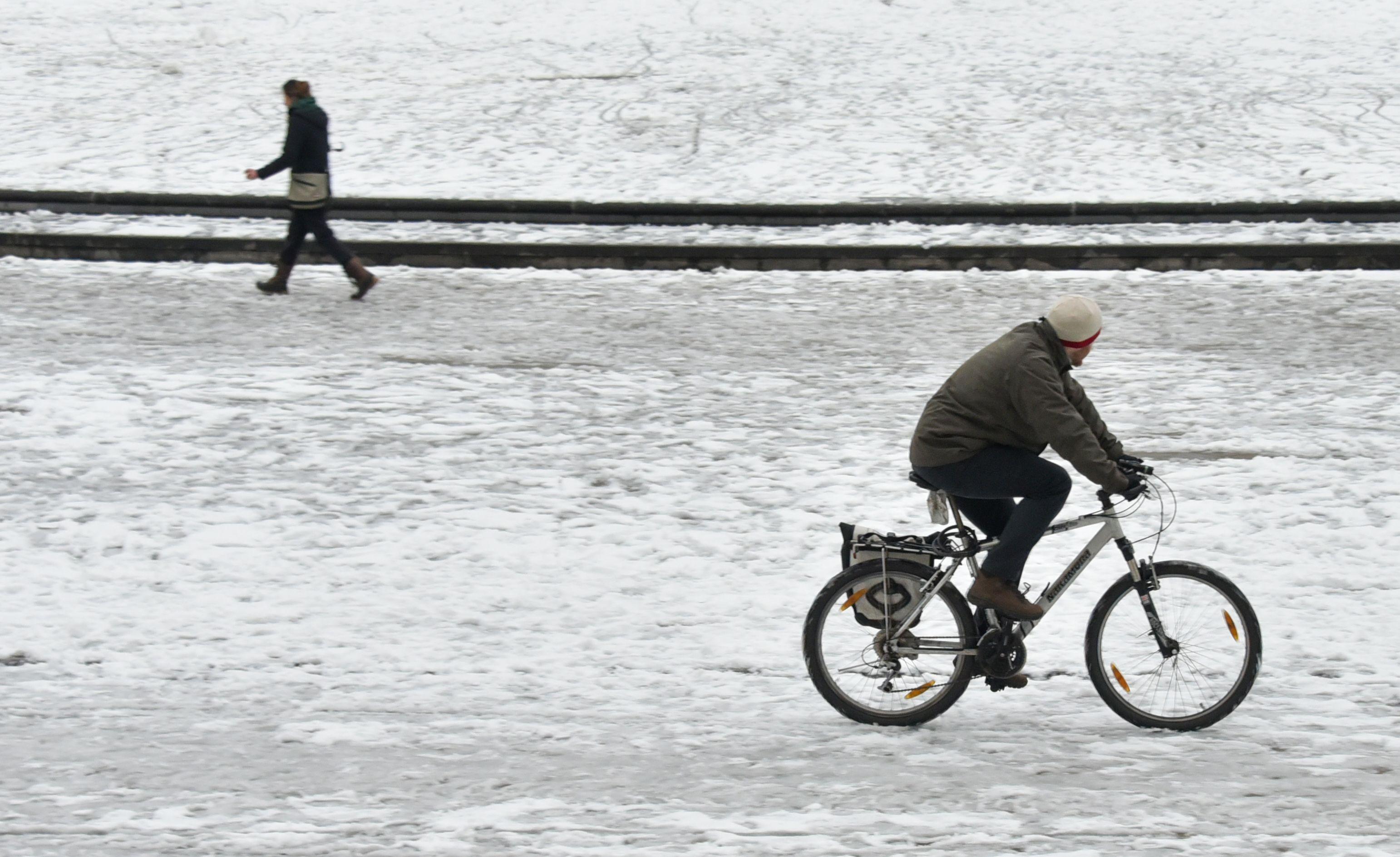 جانب من الطقس فى الطقس فى النمسا