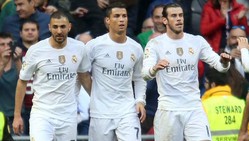 BBC ريال مدريد
