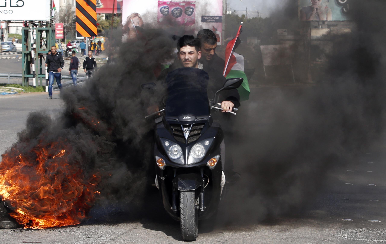 الشبان الفلسطينيين