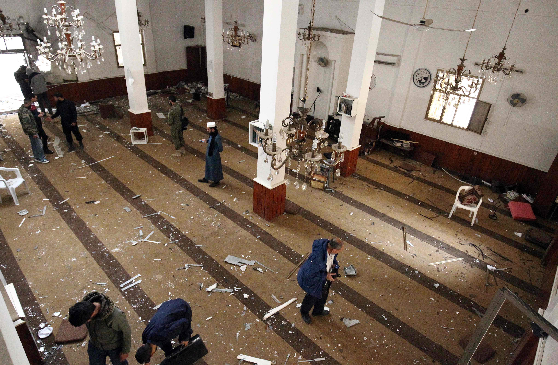 مسجد بنغازى
