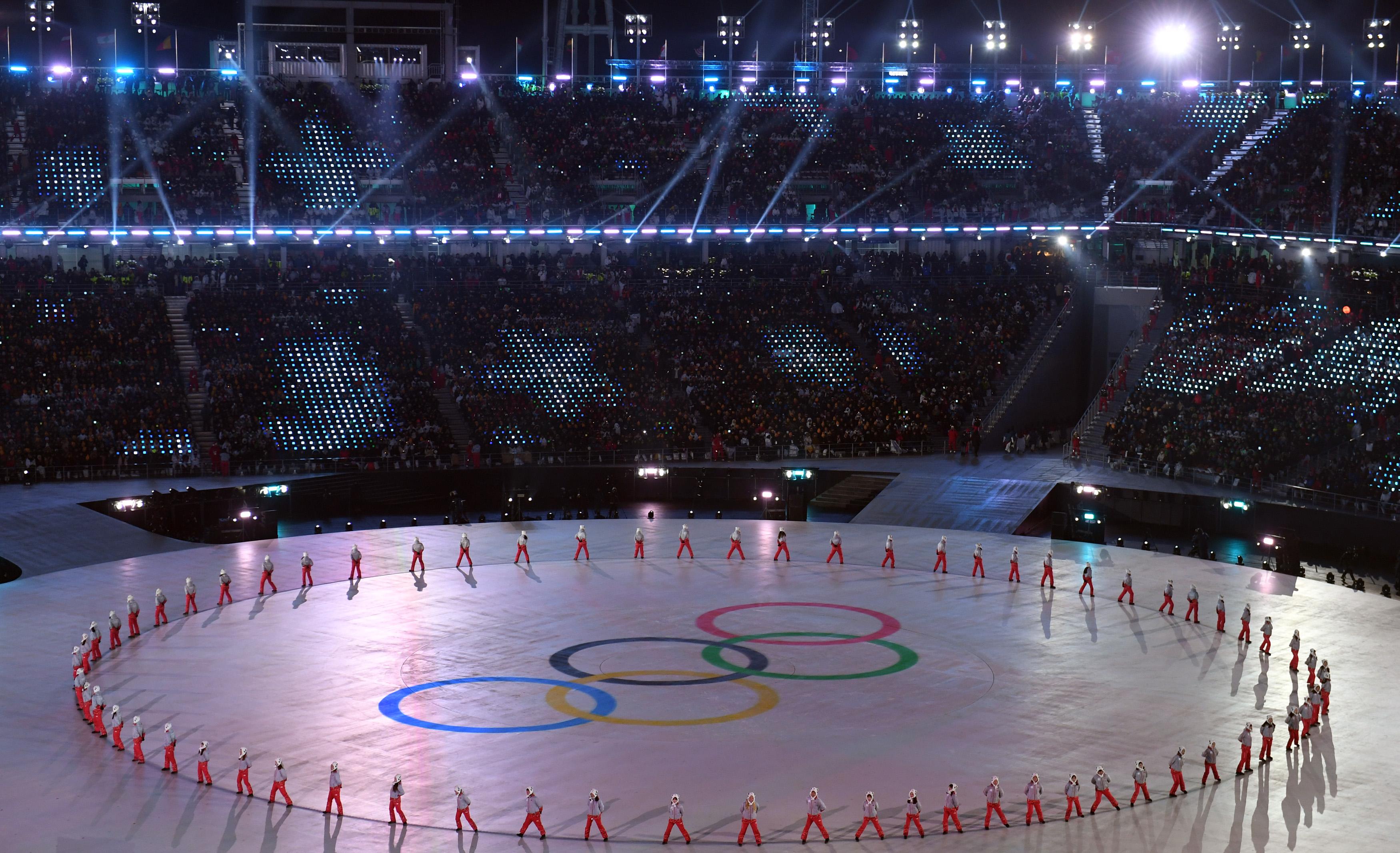أولمبياد كوريا الجنوبية