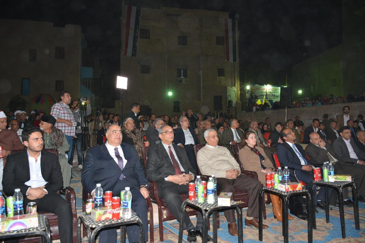 جانب من الحضور