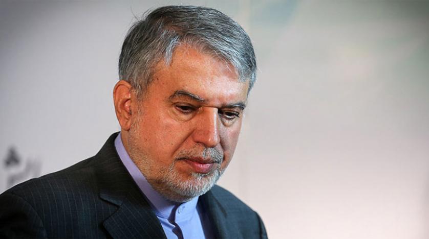 رئيس اللجنة الأولمبية الإيرانية رضا صالحى أميرى